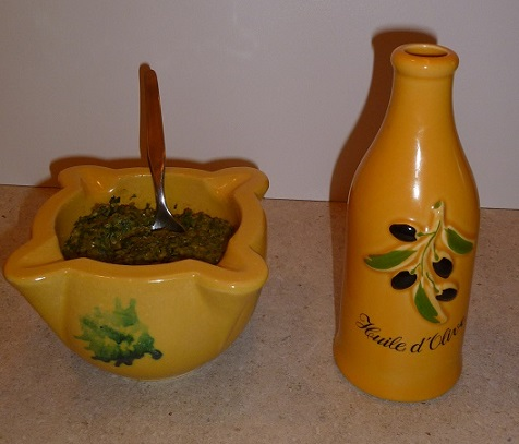 soupe au pistou traditionnelle